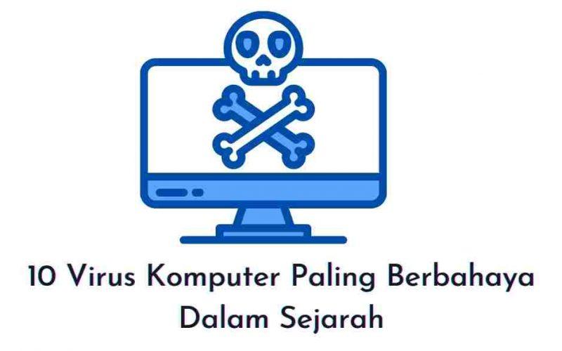 virus komputer yang berbahaya